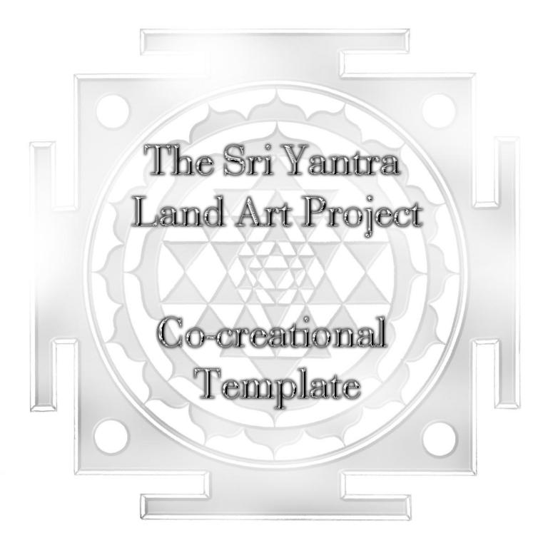 Sand 49 ~ Sri Yantra Diagrams