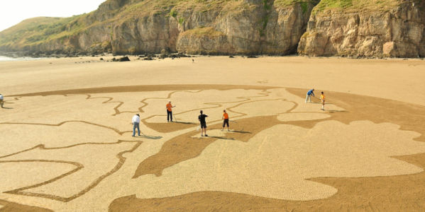 Sand 22 ~ National Trust