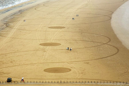 "Sand 25 ~ ""The Brean Mile"""
