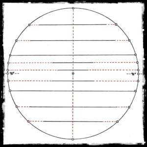 Sand 49 ~ Sri Yantra Diagrams
